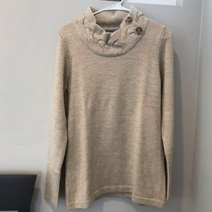 Classified Entier Wool  Sweater Large